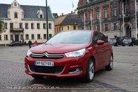 Nuevo Citroën C4, presentación y prueba en Suecia (parte 1)