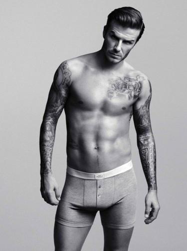 David Beckham nos alegra la vista y la existencia con su nueva campaña para H&M