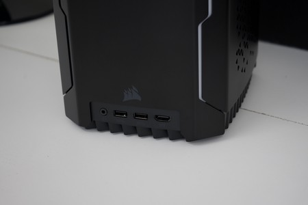 Corsair One I160 Review Puetos
