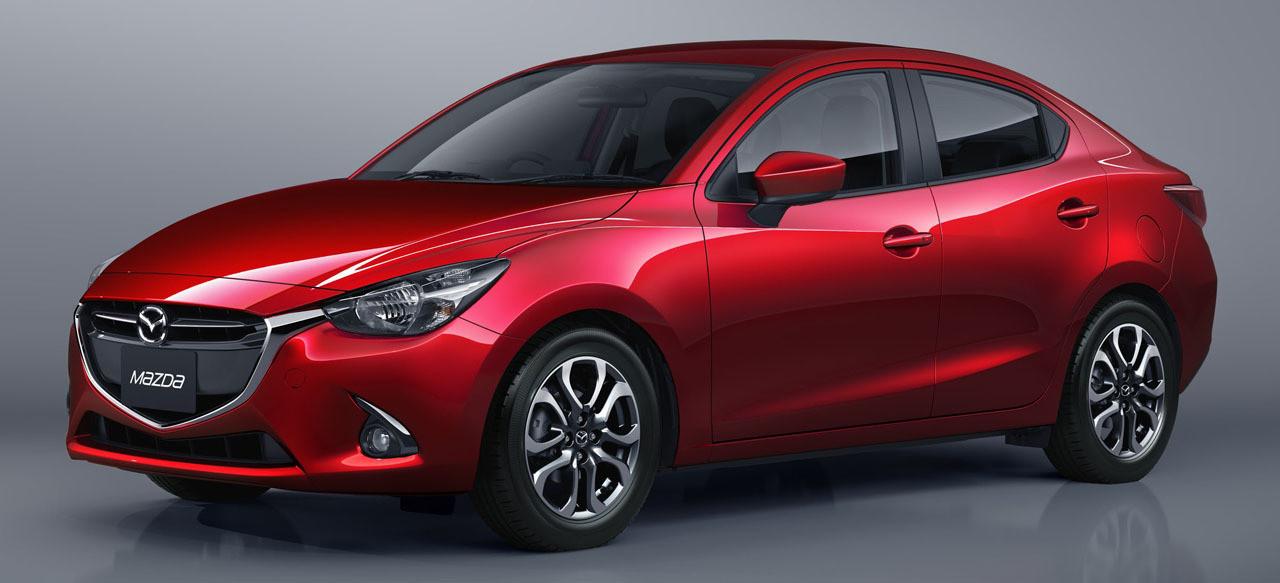 Mazda 2 Sedán