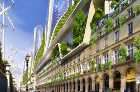Paris Smartcity 2050 01