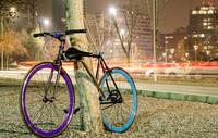 Yerka, una bici que se autoprotege de los robos