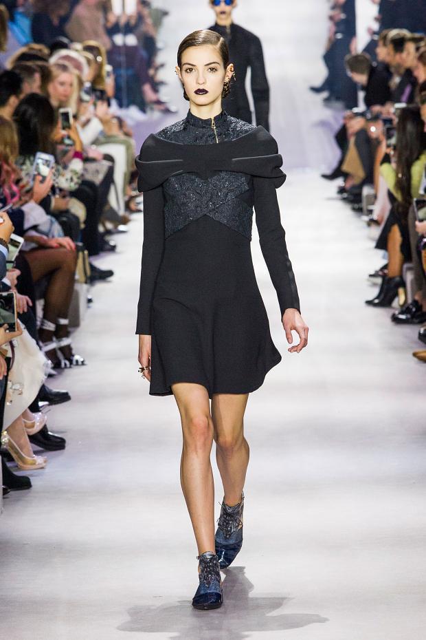 Fashion trend 2017 - Christian Dior Colecci 243 N Oto 241 O Invierno 2016 2017 3 57
