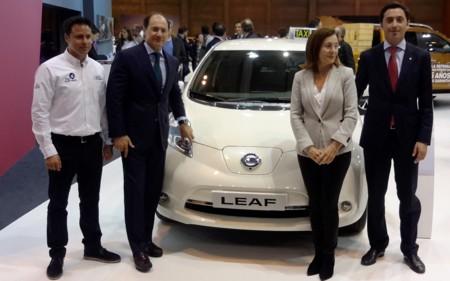 Nissan Taxi Madrid