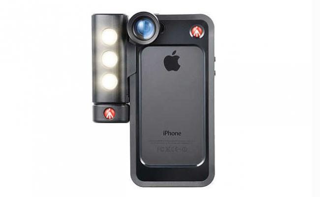 Klyp+, el accesorio fotográfico con el que podemos exprimir la cámara del iPhone
