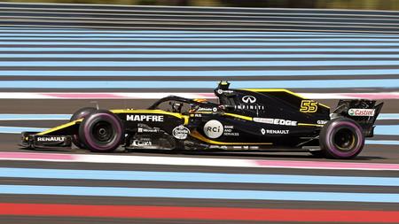 Sainz Paul Ricard F1 2018