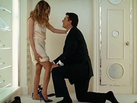 Clonados y pillados: los zapatos favoritos de Carrie Bradshaw se encuentran en Zara