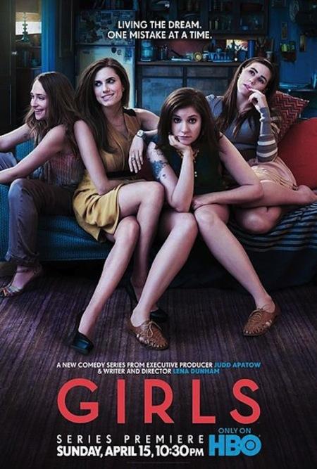 Girls de HBO la nueva serie que marca tendencia
