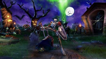 La demo de MediEvil ya está disponible para descargar gratuitamente en PS4 (actualizado)