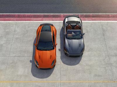 El nuevo Jaguar F-Type SVR pone rumbo a Ginebra... ¡a más de 320 km/h!