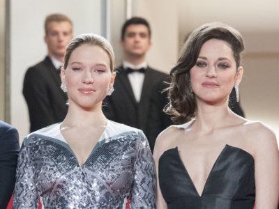 ¿Aprobado o suspenso? Marion Cotillard y Léa Seydoux no convencen en el Festival de Cannes