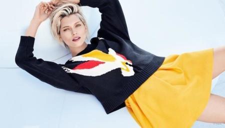 ¿Preparada para Primavera 2015? Entrena tu mente con el nuevo catálogo de H&M