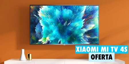Llévate este Smart TV 4K de Xiaomi con 50 euros de descuento hoy en MediaMarkt: Android TV, Bluetooth y Chromecast a mejor precio