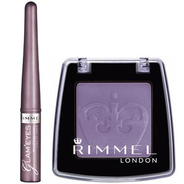 Foto de Maquillaje violeta, elementos imprescindibles (7/20)