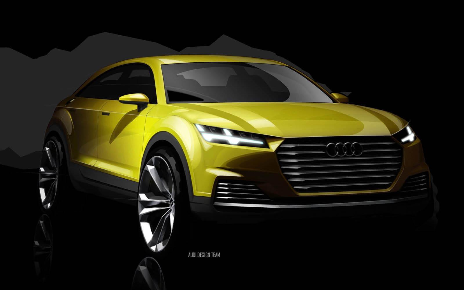Audi Tt Offroad Concept 15 15