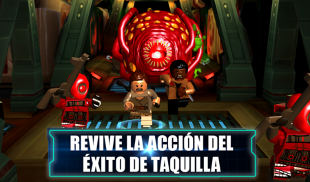 Lego Star Wars Tfa