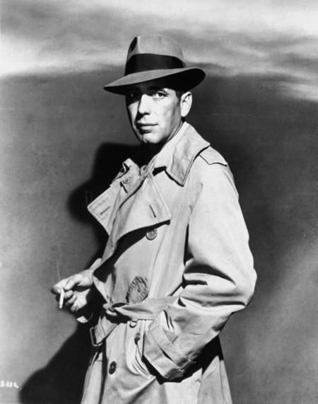 'The Bogart Trench': lo nuevo de Aquascutum que rinde homenaje a un ícono del cine
