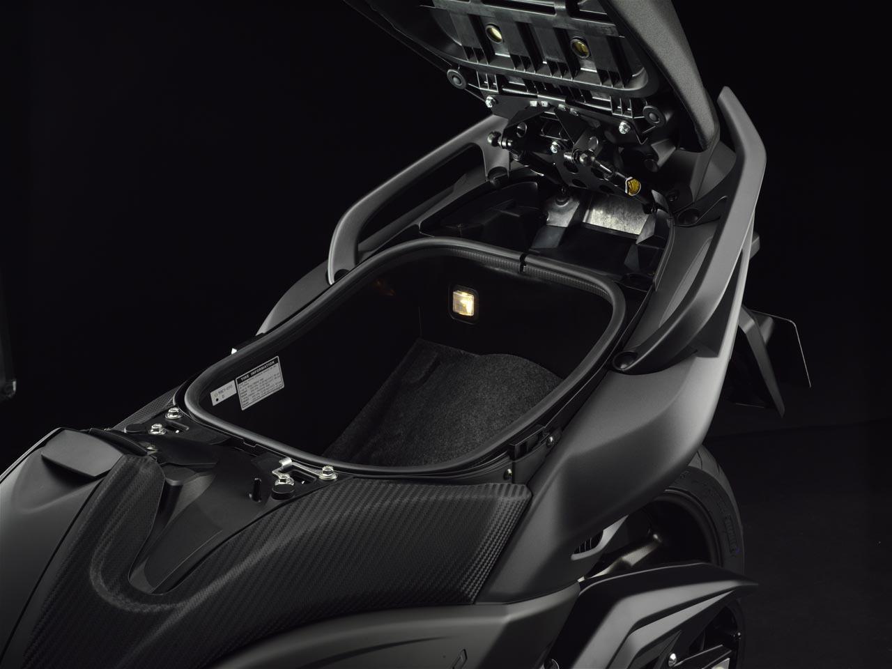 Foto de Yamaha T-Max 2012, detalles (14/32)