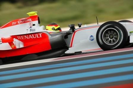 Marko Asmer se incorpora a la GP2