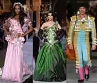Christian Dior, el desfile del 60 aniversario