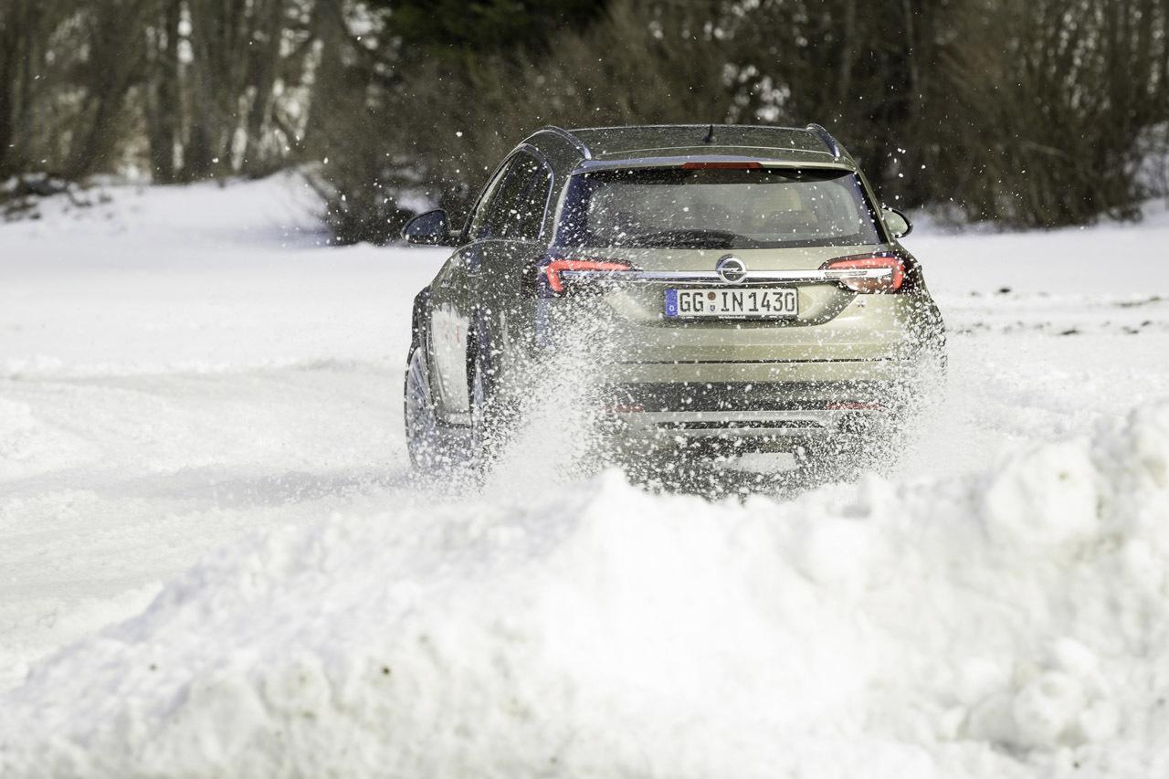 Foto de Opel Winter 4x4 (oficial) (29/39)