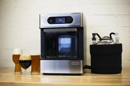 Pico, la máquina para hacer cerveza en casa