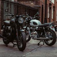 Por poco más de 13.000 euros puedes convertirte en coleccionista de una Triumph Bonneville T120 exclusiva