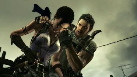 """""""La Wii no podría ni con la pantalla de título de 'Resident Evil 5'"""""""