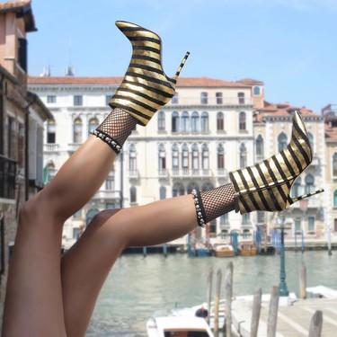Estos son los 23 botines más originales con los que marcarás la diferencia de tus looks