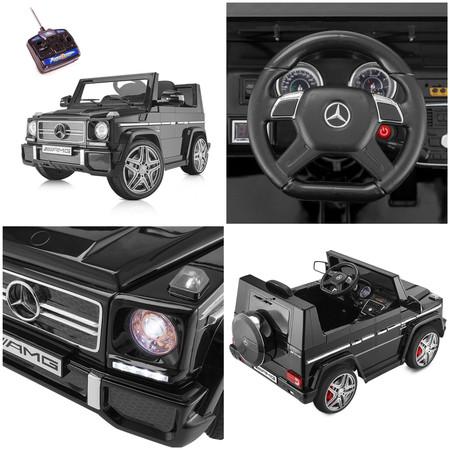 En eBay tenemos este Mercedes eléctrico para niños y niñas aventureros por 169 euros y envío gratis