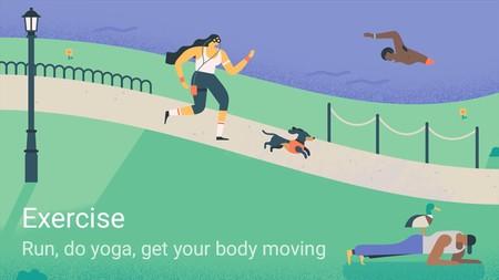 Google Calendar se integra con Google Fit para llevar un seguimiento de tus entrenamientos