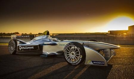 Monoplaza Spark-Renault Fórmula E