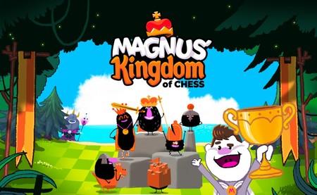 Magnus Kingdom of Chess: el juego para enseñar ajedrez a los niños apadrinado por el campeón mundial Magnus Carlsen