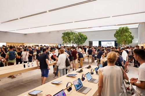 Apple amplía el programa de servicios de reparación del iPhone en EE.UU. y llega a Europa