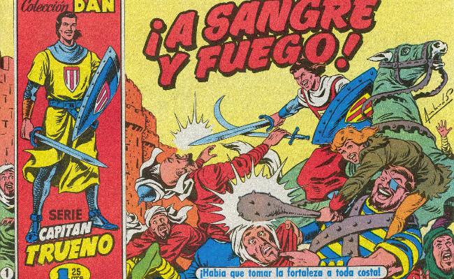 Capitan Trueno Comic