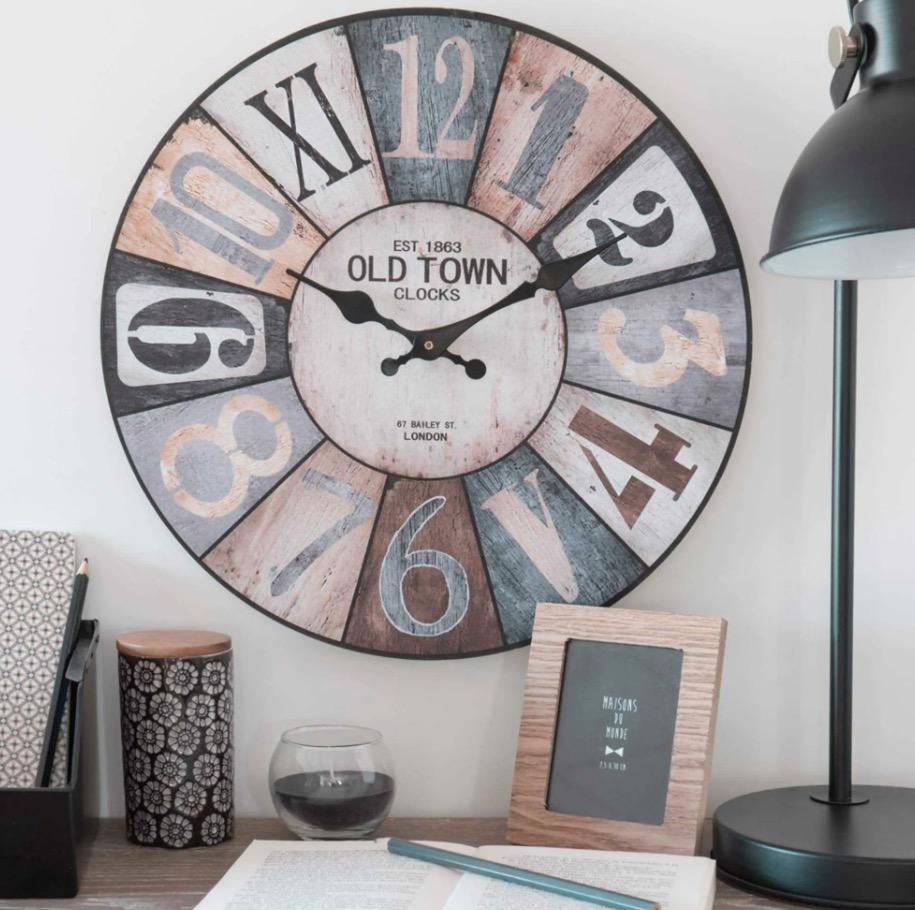 Reloj multicolor D.34