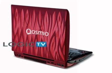 Toshiba Qosmio X305, otro portátil para jugar