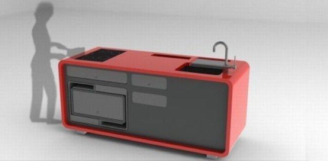 Cucina compacto 2 - Mini cocinas compactas ...