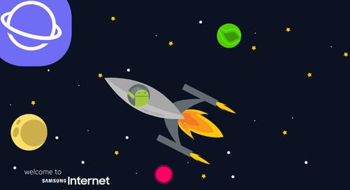 El navegador de Samsung se puede usar en cualquier dispositivo con Lollipop o superior, ¿deberías?
