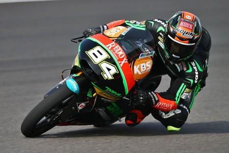 Jakub Kornfeil Moto3 Gp Malasia Motogp 2016