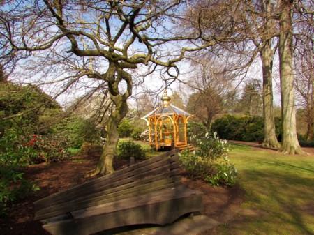 Jardín Botánico Edimburgo