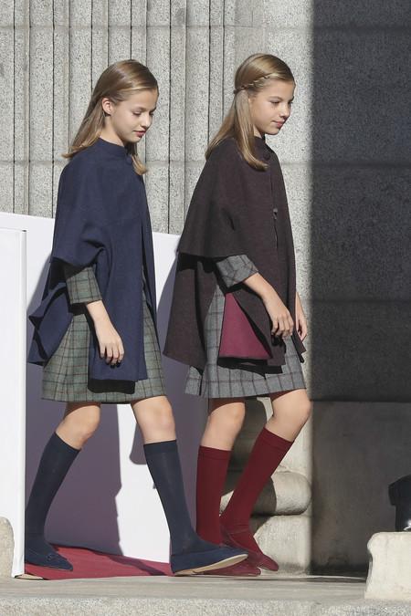 La Princesa De Asturias Y La Infanta Sofia