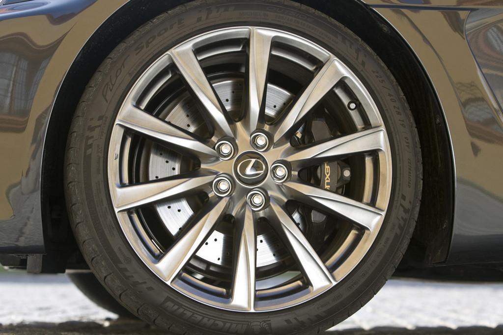 Foto de Lexus IS-F (21/111)