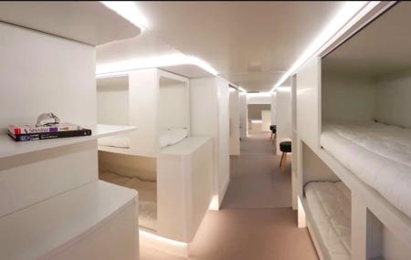 Pronto podrás echarte una siesta en la bodega de un Airbus