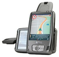 GPS que selecciona rutas menos contaminantes