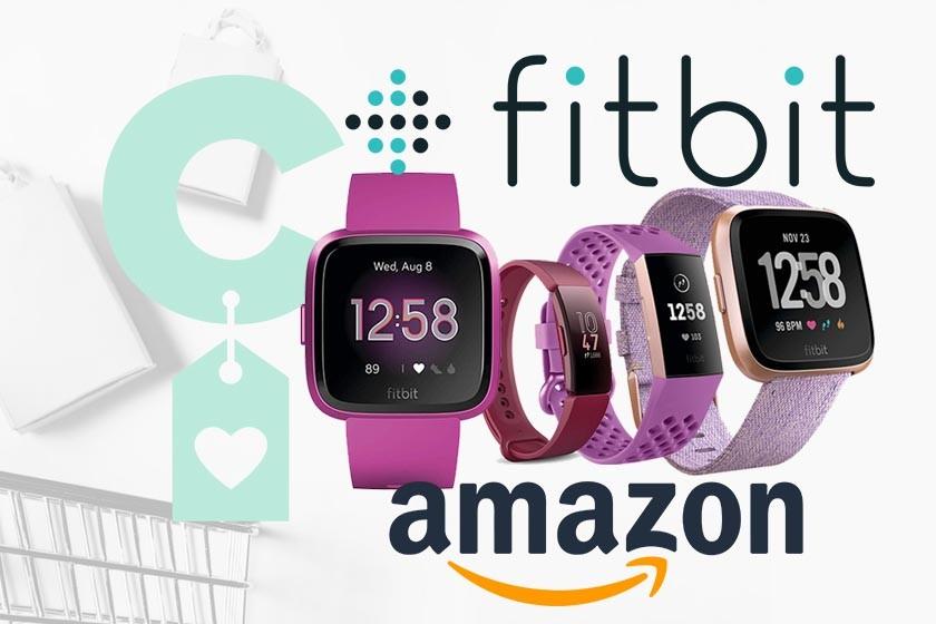 Selección de relojes y pulseras de actividad Fitbit a precios