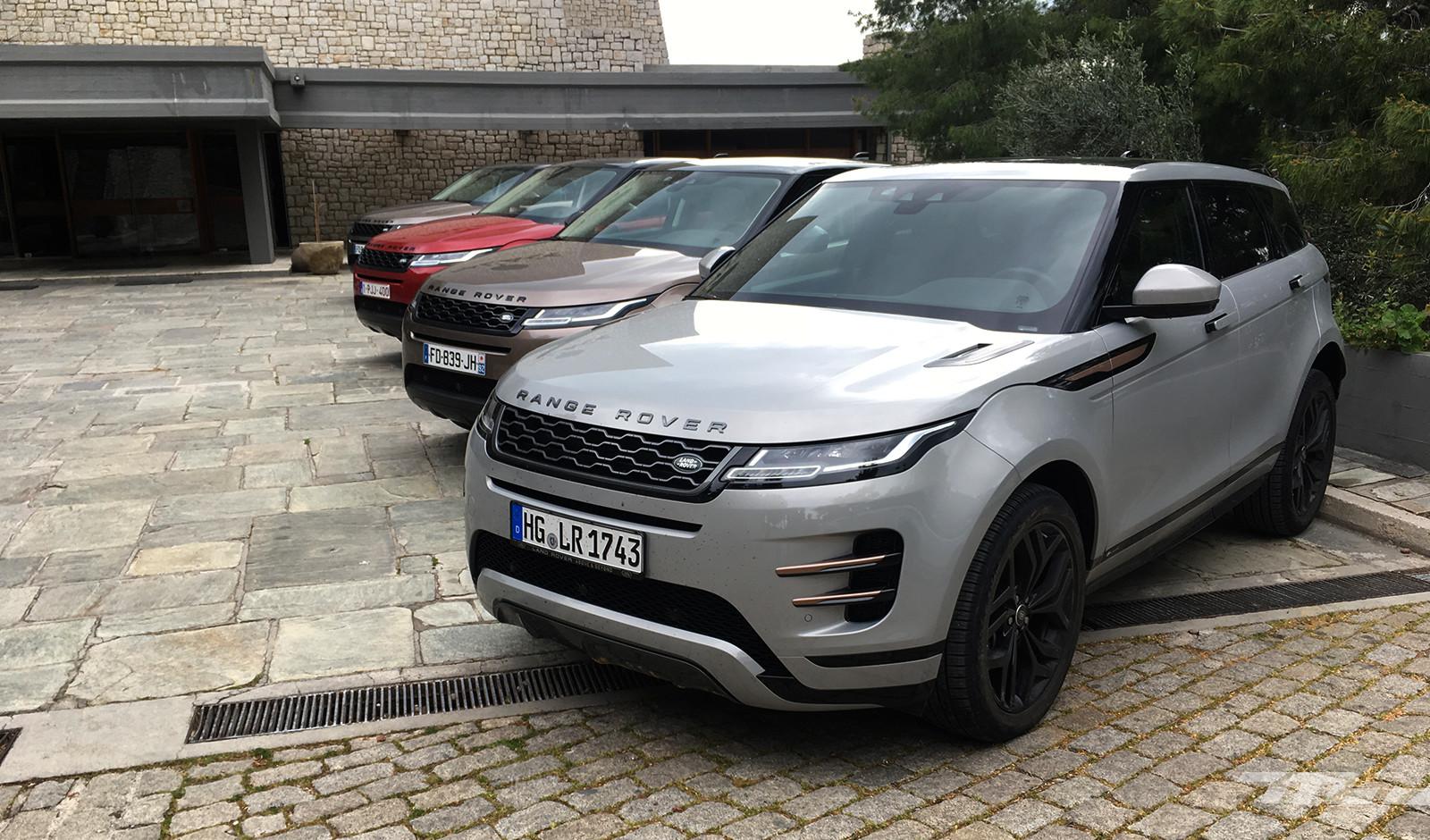 Foto de Range Rover Evoque 2019 (41/45)
