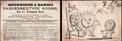 Daguerrotipos de impresión. Southworth y Hawes