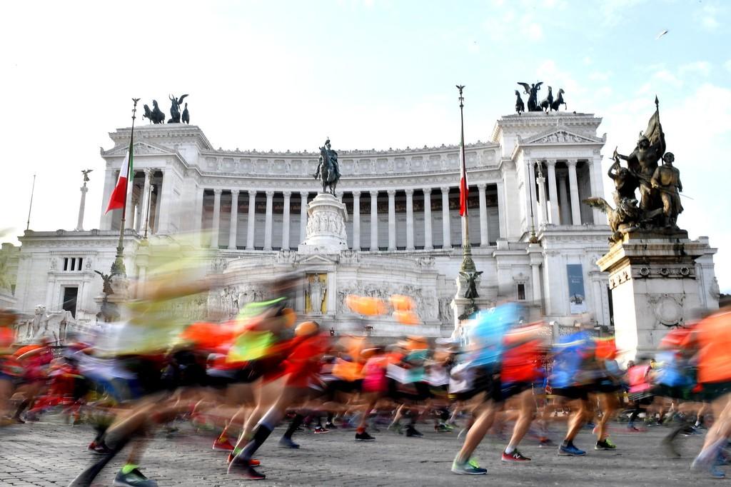 La maratón de Roma se cancela debido a la crisis del coronavirus; la maratón de Barcelona, de momento, sigue adelante
