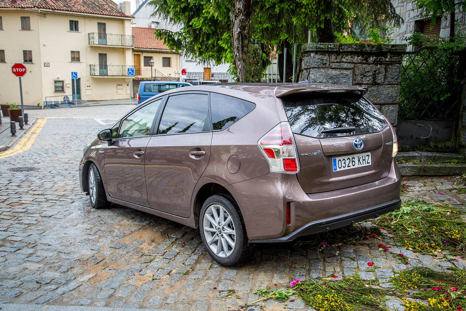 Foto de Toyota Prius+ Advance - Fotos exteriores (8/14)